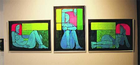 Paco Rabanne también pinta