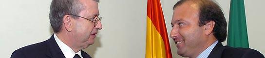 Cooperación España - Portugal contra ETA
