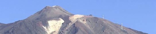 Fotografía de archivo del Parque Nacional del Teide (Tenerife). (EFE).