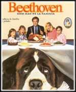 Beethoven, uno más de la familia - Cartel