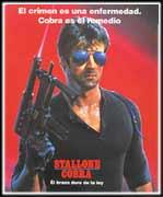 Cobra: El brazo fuerte de la ley - Cartel