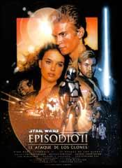 Star Wars: Episodio II, el ataque de los clones - Cartel