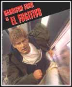 El fugitivo - Cartel