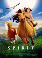 Spirit: El corcel indomable - Cartel