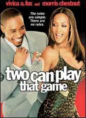 Dos para jugar - Cartel