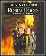 Robin Hood: Príncipe de los ladrones - Cartel