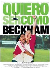 Quiero ser como Beckham - Cartel