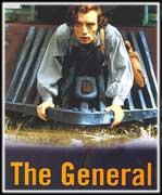 El maquinista de la general - Cartel