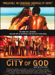 Ciudad de Dios - Cartel