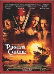 Piratas del Caribe. La maldici�n de la Perla Negra - Cartel