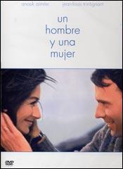 Un hombre y una mujer - Cartel