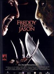 Freddy contra Jason - Cartel