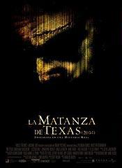 La matanza de Texas (2004) - Cartel