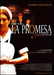 La promesa - Cartel