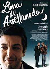 Luna de Avellaneda - Cartel