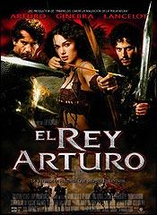 El Rey Arturo - Cartel