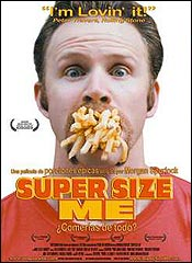 Super Size Me - Cartel