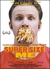 Super Size Me - Cartel