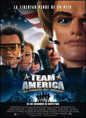 Team América: la policía del mundo - Cartel