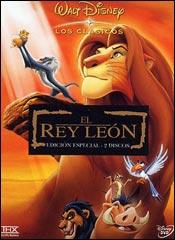El Rey León - Cartel