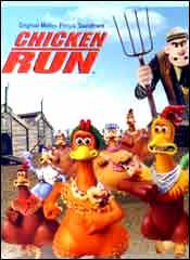 Chicken run (Evasión en la granja) - Cartel