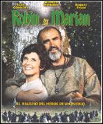 Robin y Marian - Cartel