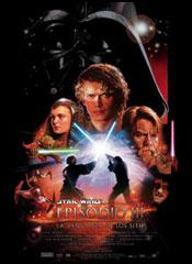 Star Wars. Episodio III: La venganza de los Sith - Cartel