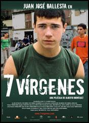 7 vírgenes - Cartel
