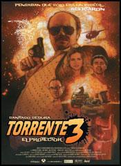 Torrente 3 : El protector - Cartel