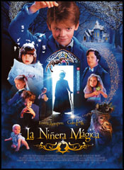 La niñera mágica - Cartel