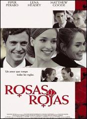 Rosas rojas - Cartel
