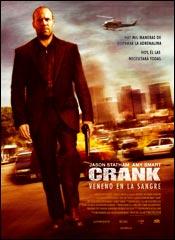 Crank: Veneno en la sangre - Cartel