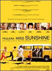 Pequeña Miss Sunshine - Cartel