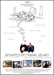 Apuntes de Frank Gehry - Cartel