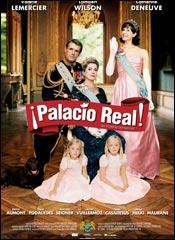 ¡Palacio Real! - Cartel