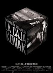 La caja Kovak - Cartel