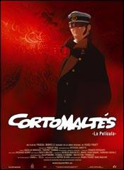 Corto Maltés. La película - Cartel