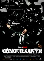 Concursante - Cartel