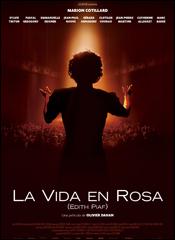 La vida en rosa (Edith Piaf) - Cartel