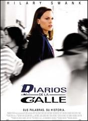 Diarios de la calle - Cartel