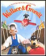 Las increíbles aventuras de Wallace and Gromit - Cartel