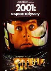 2001: Una odisea del espacio - Cartel