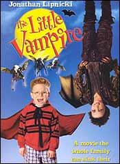 El peque�o vampiro - Cartel