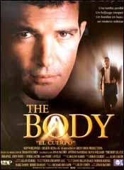 The Body (El cuerpo) - Cartel