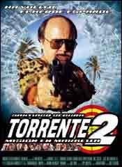 Torrente 2: Misión en Marbella - Cartel