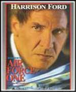 Air Force One (El avión del Presidente) - Cartel