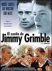 El sueño de Jimmy Grimble - Cartel