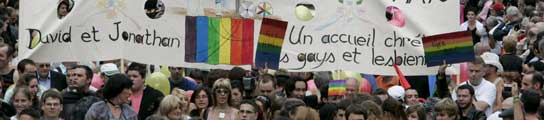 Orgullo gay en Francia