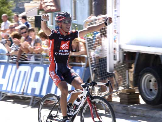Joaquín Rodríguez, campeón