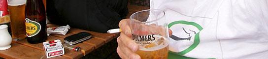 En Inglaterra ya no se puede fumar en lugares públicos